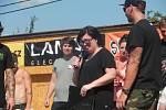 Charity Jam v areálu  bývalého koupaliště v Brumově-Bylnici