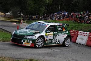 Barum Rally 2019, rychlostní zkoušky Semetín a Halenkovice