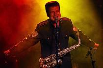 Kapely Volant a NVÚ ve zlínském Masters Of Rock Café
