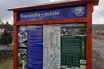 Deník na návštěvě, Napajedla.