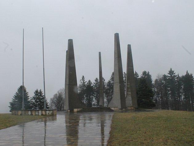 Památník Ploština.