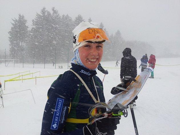 Hana Hančíková, česká reprezentantka v LOB.