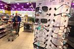 Nový supermarket Albert v Loukách ve Zlíně