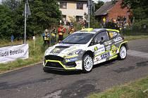Erik Cais - rally Bohemia 2020
