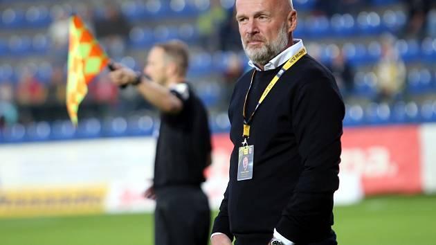 Trenér Zlína Michal Bílek