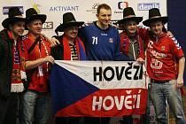 Česko - Turecko, kvalifikace na MS ve Zlíně