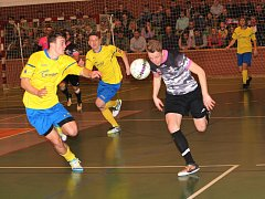 2. futsalová liga. Ilustrační foto