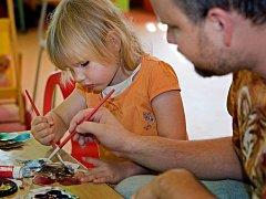 Nová církevní mateřská škola ve Zlíně v pátek 2. září zorganizovala pro zájemce den otevřených dveří. První děti by do ní pak měly nastoupit v pondělí 5. září.