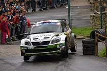 Barum Rally: RZ 13 - Maják