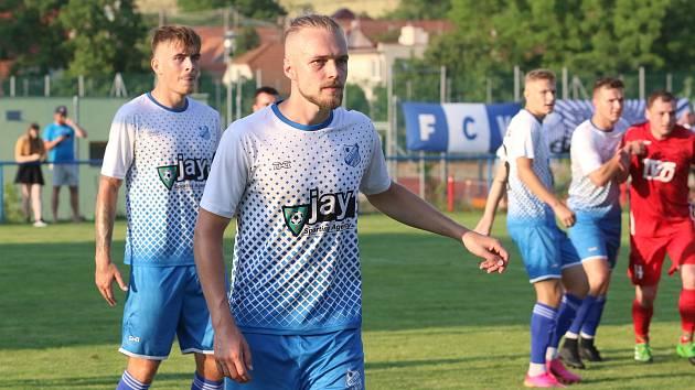 Fotbalisté Otrokovic úvodní duel nového ročníku MSFL nezvládli.