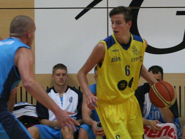 Basketbal Zlín – Prostějov