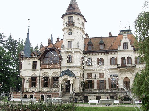 PAMÁTKA? Rada města Zlína chce, aby obora a park zoo Lešná nebyly kulturní památkou.