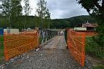 Rekonstrukce mostu u Mata