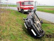 Nehoda na okraji Napajedel