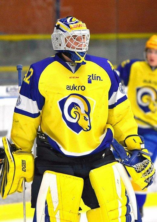 Patrik Hamrla si debut od prvních minut připsal ve Zlíně.