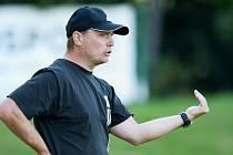 Trenér Roman Matějka
