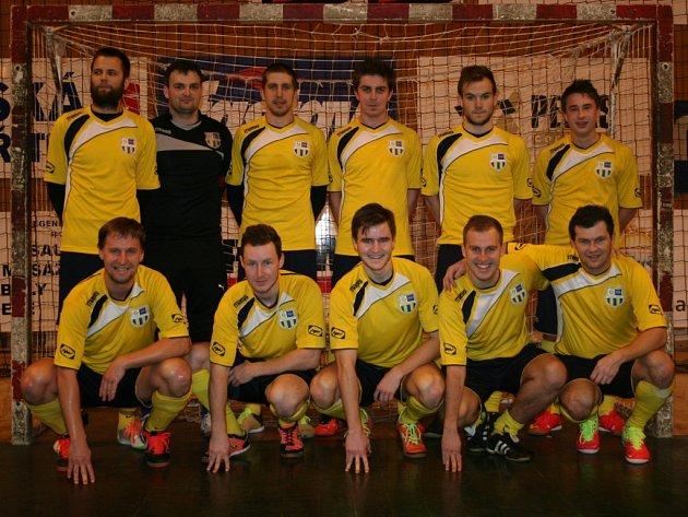 Úspěšní sáloví fotbalisté SMR Zlín