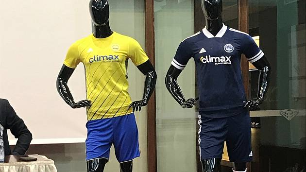 Fotbalisté Zlína vstoupí do další ligové sezony s novými dresy. Změn doznala domácí i venkovní sada.