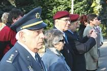 Slavnostní připomenutí výročí konce 1. světové války