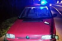 Muž za volant svého auta usedl ve stavu, kdy mu v organizmu kolovalo přes 2,2 promile alkoholu.
