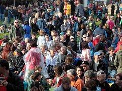 Festival Holešovská regata. Ilustrační foto