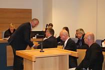Obžalovaní u soudu