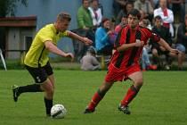 Fotbal, III. třída, OFS Zlín, Žlutava - Kašava