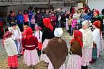 Velikonoce na rolnické usedlosti v Kaňovicích