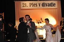 21. ples v Městském divadle Zlín.
