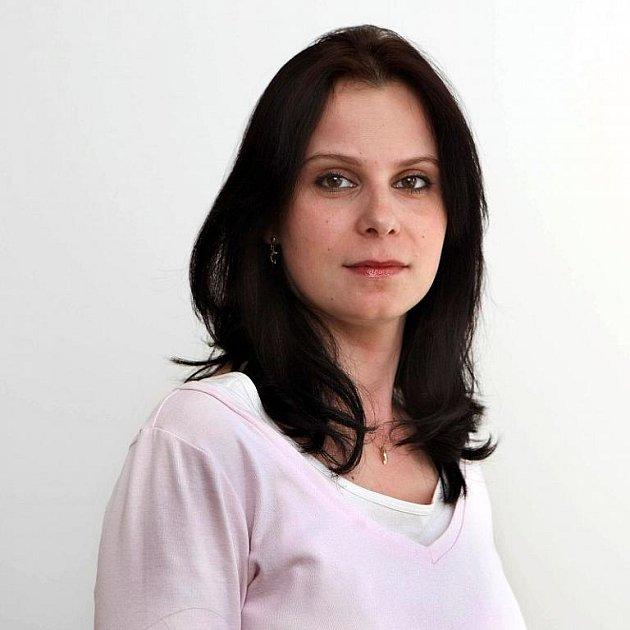 Redakce Zlínského deníku: Silvie Pospíšilová