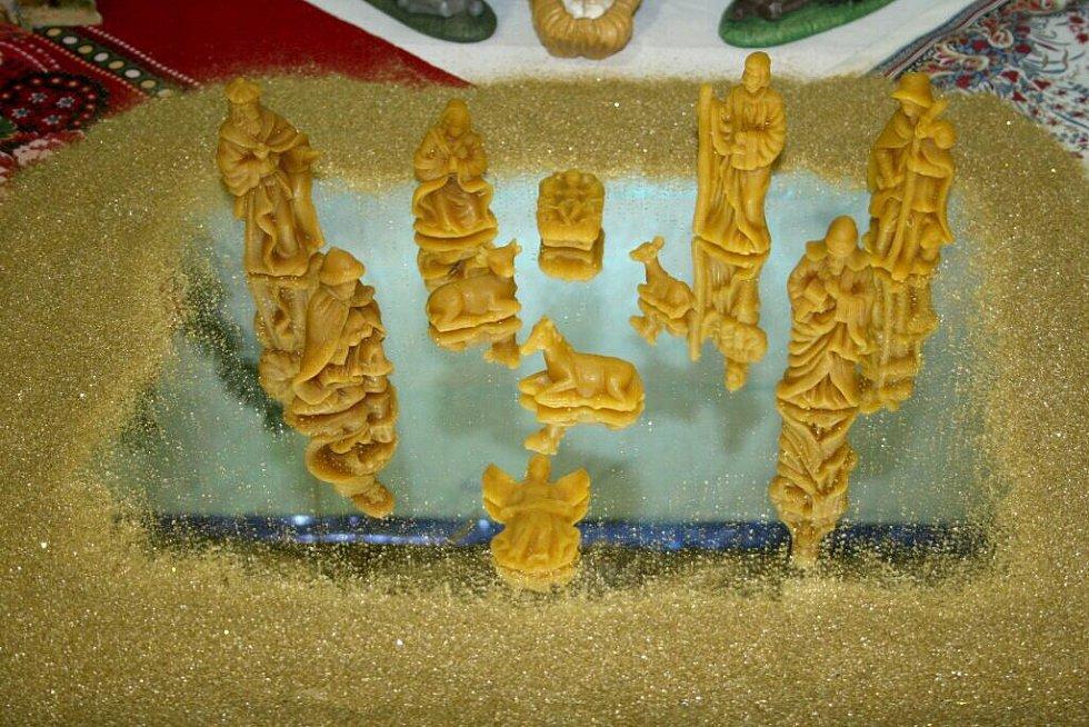 Výstava betlémů v Neubuzi