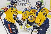 Hokejisté Zlína. Ilustrační foto