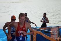 Jan Čelůstka, triatlon