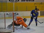 Amatérský hokej 26. kolo