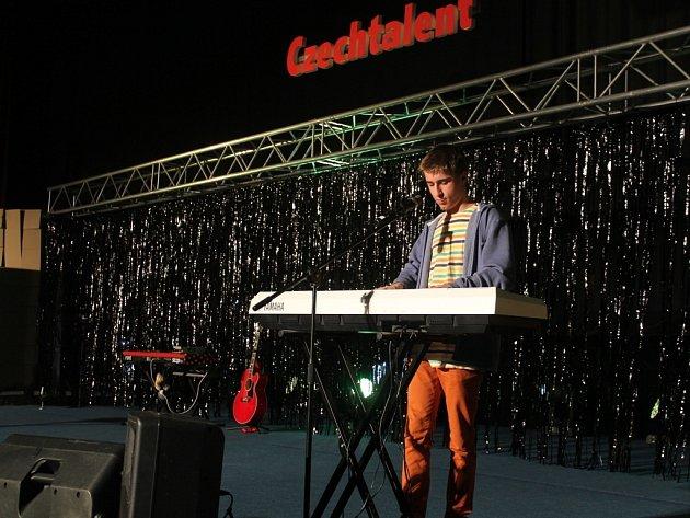 Vítěz letošního Czechtalentu, Michal Horák