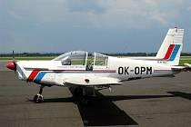 Letadlo Zlin Z-142