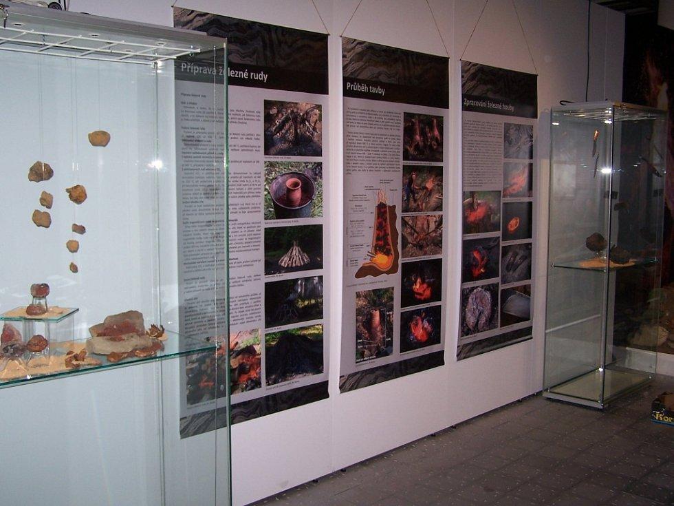 připravovaná výstava Příběh železa