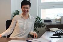 Sylvie Dolanská, starostka Vizovice od 2014