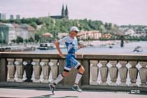Petr Vabroušek na sobotním závodu Ford Challenge Prague v Praze