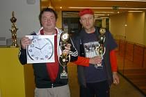 Tenisový turnaj padesátníků Olomouc Omega Cup 2016.