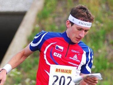 Běžec Michal Smola.