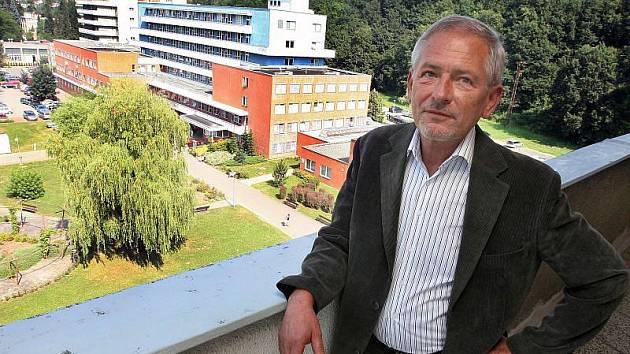Novým ředitelem krajské nemocnice ve Zlíně se stal Bohuslav Škubal, primář místního ARA.