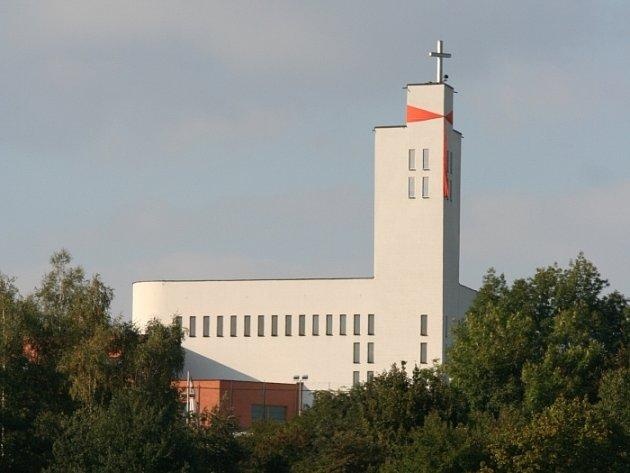 Kostel na Jižních Svazích