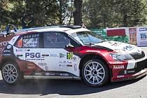 Jezdec rallye Antonín Tlusťák se loni rozhodl pro pořízení Škody Fabia R5. Poprvé si ji vyzkoušel na evropské soutěži na Kanárských ostrovech, kde po zdržení v první etapě skončil na 32. místě.