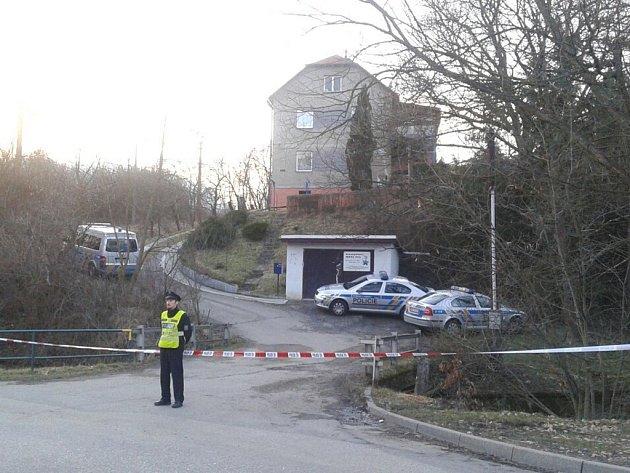 Na Pasekách ve Zlíně postřelil synovec svou 65letou tetu