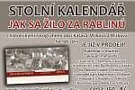 Kalendář obcí Držková, Vlčková a Kašava.