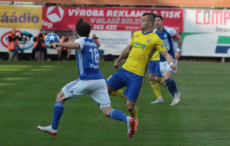 Boj o Evropu - Mladá Boleslav vs. Zlín