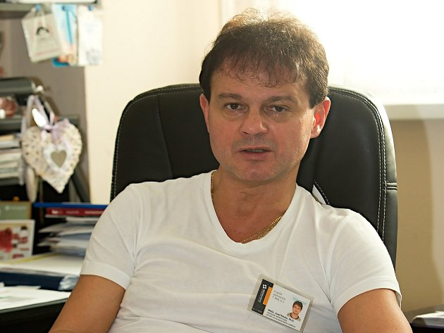 Jozef Macko, přední český neonatolog ze Zlína