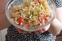 Salát.