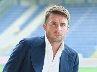 Manažer FC Fastav Zlín Zdeněk Grygera.